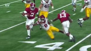 Jalen Hurts vs USC (2016)