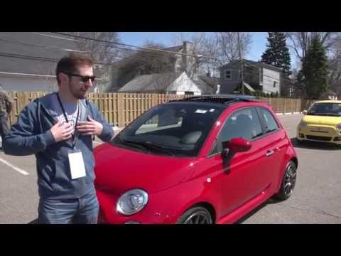Fiat 500 Abarth Review: Boy Racer Style