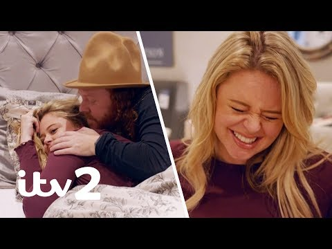 Emily Atack Reveals Her Bedroom Habits! | Shopping With Keith Lemon