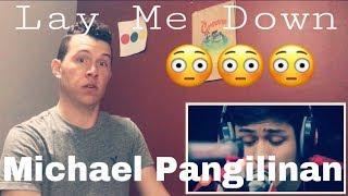 Michael Pangilinan - Lay Me Down Live on the Wish Bus 107.5 | REACTION