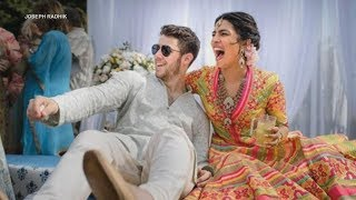 The couple was married in a Christian wedding in Jodhpur, India, Dec 1., followed by a traditional Indian ceremony on Dec. 2. ET Live Is Here and Streaming ...