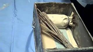 PART 1 - 1884 Time Capsule opening at the Marion County Cour