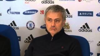 "Jose Mourinho lästert: ""Fußball aus dem 19. Jahrhundert"" | FC Chelsea - West Ham United 0:0"