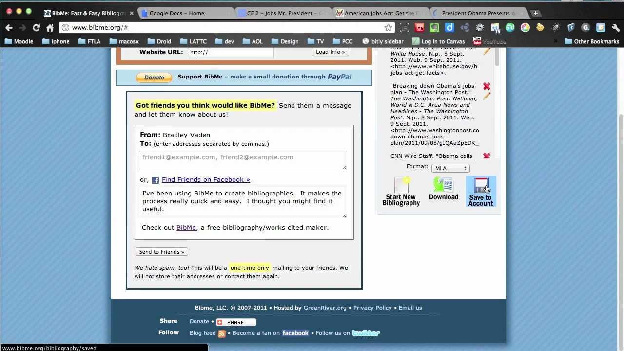 Apa Format Citation Generator For How To Use Bibme