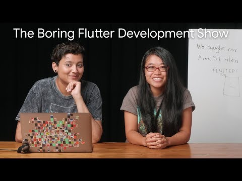 Use CustomPaint to create a Drawing App (The Boring Flutter Development Show, Ep. 28)