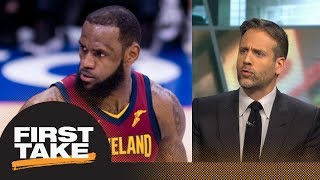 Max: LeBron James and Cavaliers aren