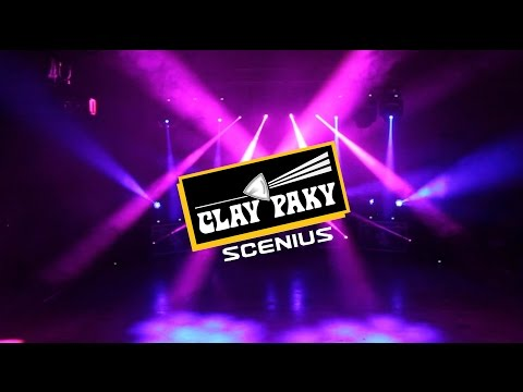 Demo: Clay Paky Scenius Profile & Clay Paky A.Leda B-EYE K20