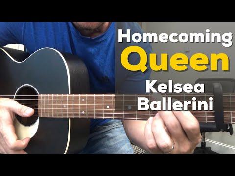 Homecoming Queen | Kelsea Ballerini | Beginner Guitar Lesson