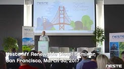 What is Neste MY Renewable Diesel?