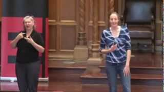 Aiming big with Wastelander Panda: Kirsty Stark at TEDxAdelaide