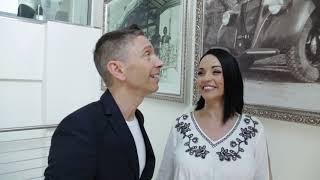 Tisanoreica - Andreea Marin fata in fata cu Gianluca Mech