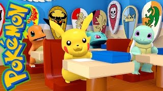 LEGO POKEMON - SCHOOL