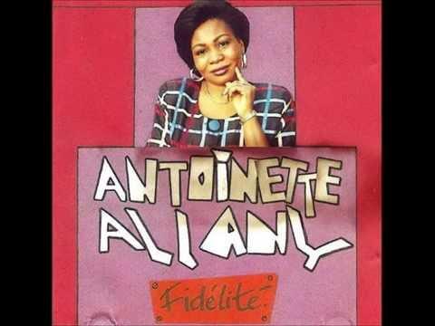 ANTOINETTE ALLANY (Fidélité - 1992)   09- Nafaya