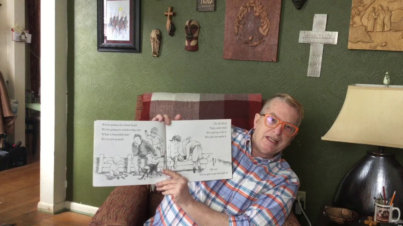 Story Time with Pastor Randy