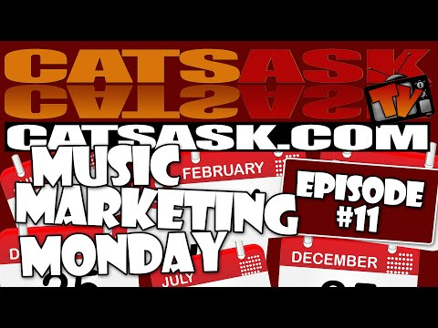 Music Marketing Monday #11: How To Start Building Your Music Press Kit!