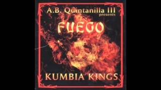 KUMBIA KINGS - PASS THE DUTCHIE