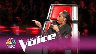 The Voice 2017   10 Best Artist Reactions (Digital Exclusive)