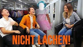 Tourette - NICHT LACHEN - Verkleidungsspecial mit Mrs. Bella!