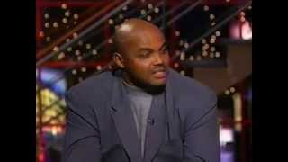 Repeat youtube video Charles Barkley's Inside the NBA Debut - Oct. 31, 2000