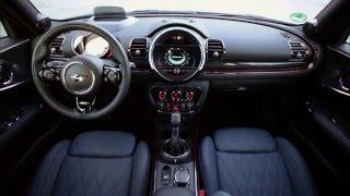 The new MINI Clubman Cooper S - Interior