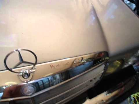 W123 mercedes benz om617 turbo diesel youtube for Mercedes benz om617