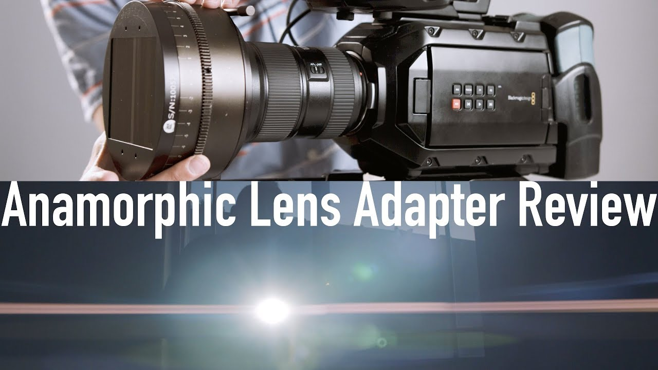 Anamorphic Lens Adapter Review: Letus AnamorphX Adapter