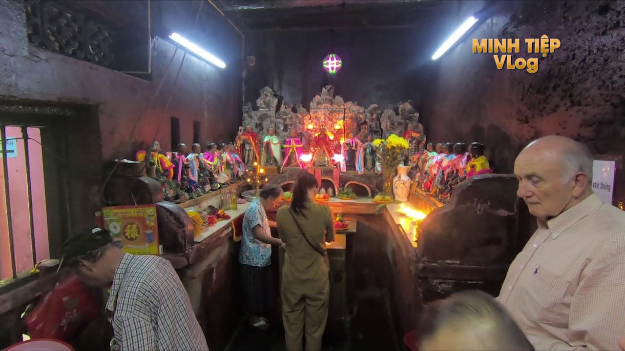 Cầu con, cầu duyên linh nghiệm ở chùa Ngọc Hoàng