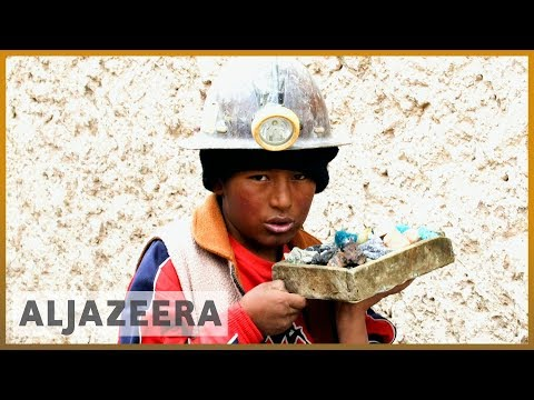 Bolivia: Stepping up the fight against child labour