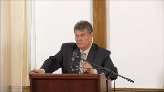 Проповедь от 26.05.2018 - Василий Рубанов