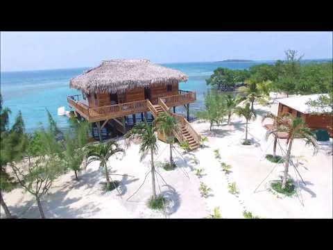 Little Peter Oasis Private Island Rental- Belize