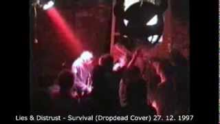 Lies and Distrust - Survival (Dropdead cover)