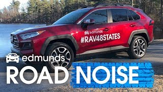 Edmunds RoadNoise | #Rav48states, Chevy Silverado HD, Audi e-tron, Porsche Macan and more!