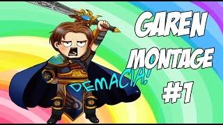 Garen Montage - Episode 1 || Best Garen Plays 2015 || League of Legends