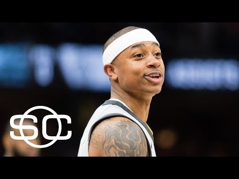 Cavaliers trade Isaiah Thomas, Channing Frye and draft pick to Lakers | SportsCenter | ESPN