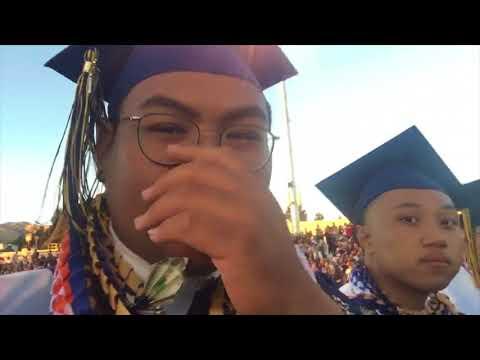 Milpitas High School Class Of 2018 Graduation / Vlog