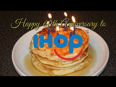 Stichiz - iHop Anniversary Calls For 58 Cent Pancakes Today!