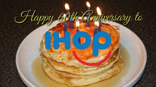 IHOP 60th Anniversary