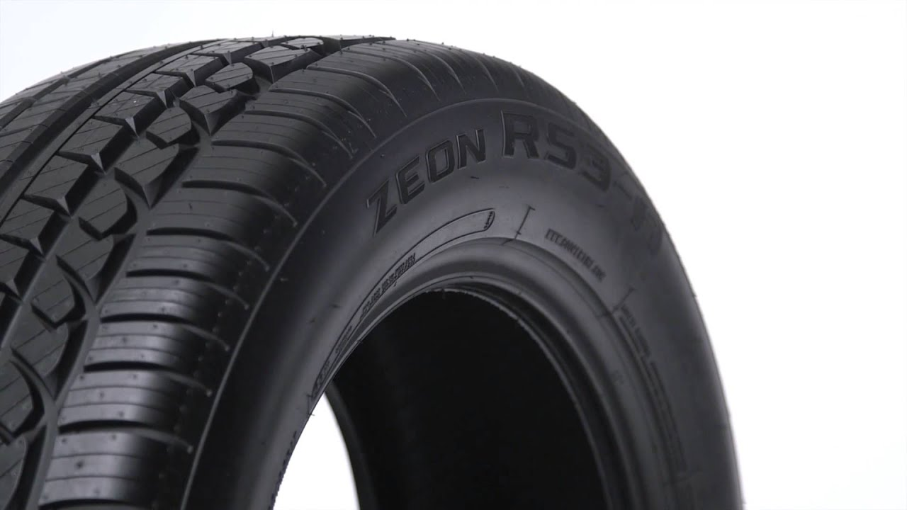 Cooper Zeon RS3 A All Season Tires Pep Boys
