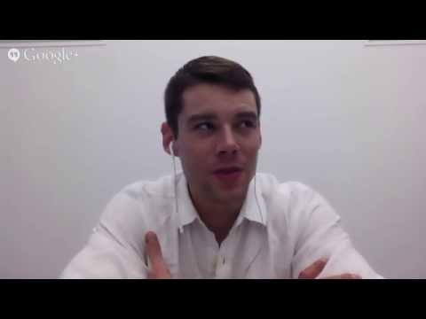 Gold Derby Tonys Q&A: Brian J. Smith