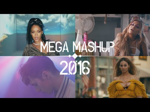 Pop Songs World 2016 - Mega Mashup (Dj Pyromania)