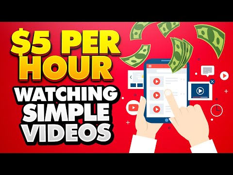 Earn $50 Per Day WATCHING VIDEOS | Free Paypal Money (Make Money Online)