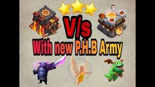 Th10 best pushing army th10 vs th11 attacks