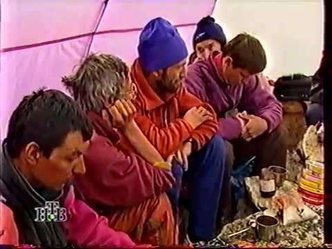Альпинизм-1997. Макалу. Хроника трагедии