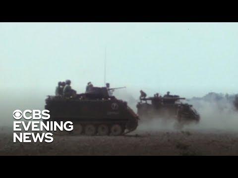 How CBS News cameras captured the Vietnam War