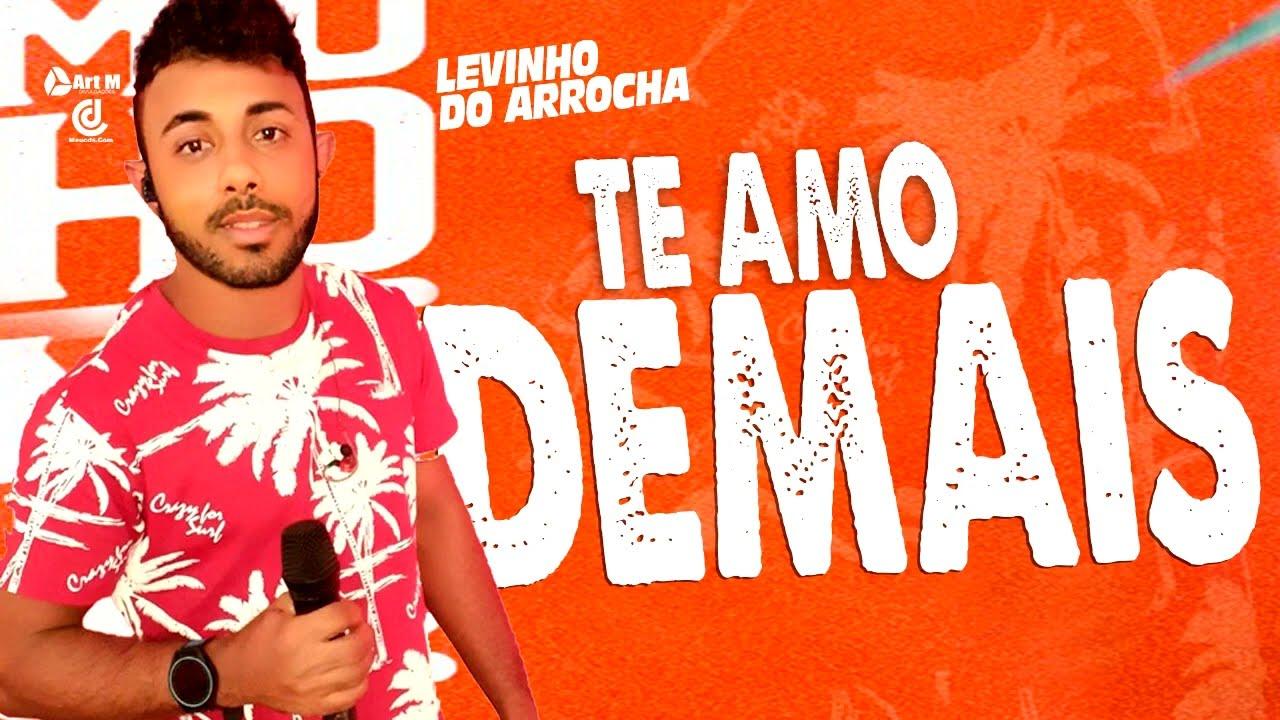 LEVINHO DO ARROCHA 2020 - REPERTÓRIO NOVO - CD PROMOCIONAL JULHO 2020