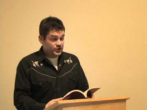 Noah Eli Gordon Reading - The Source Book Release