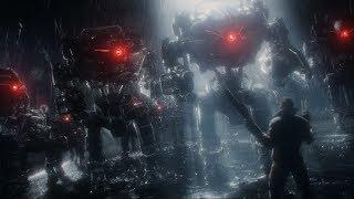 Фантастический игровой фильм. Роботы на второй мировой войне - Wolfenstein: The New Order