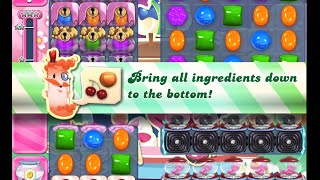 Candy Crush Saga Level 1188 walkthrough (no boosters)