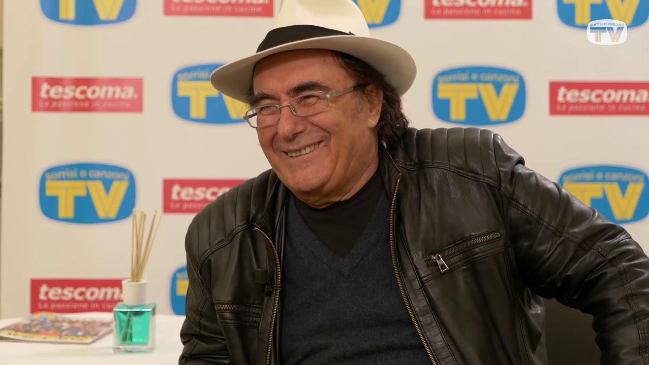 Al Bano A Sanremo Con Romina Power E Raccogli L Attimo Youtube