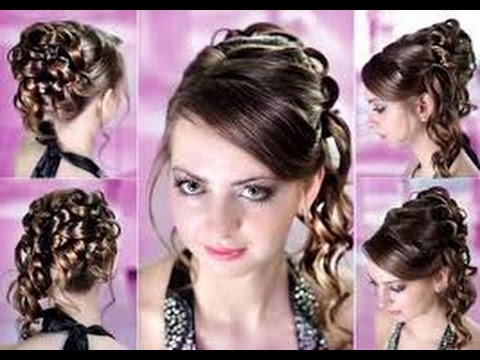 10-amazing-hairstyles-tutorials-life-hacks-for-girls🌸🌺❤
